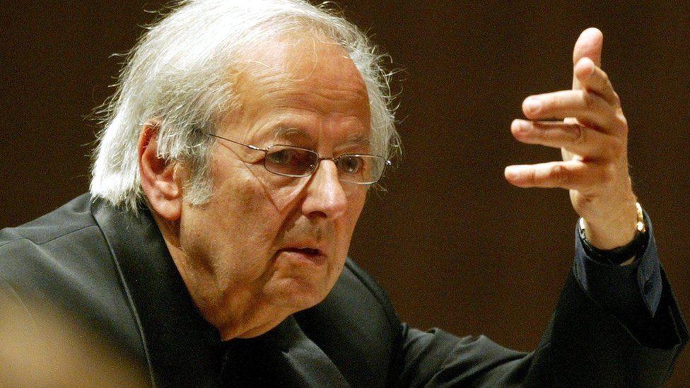 Andre Previn in 2004