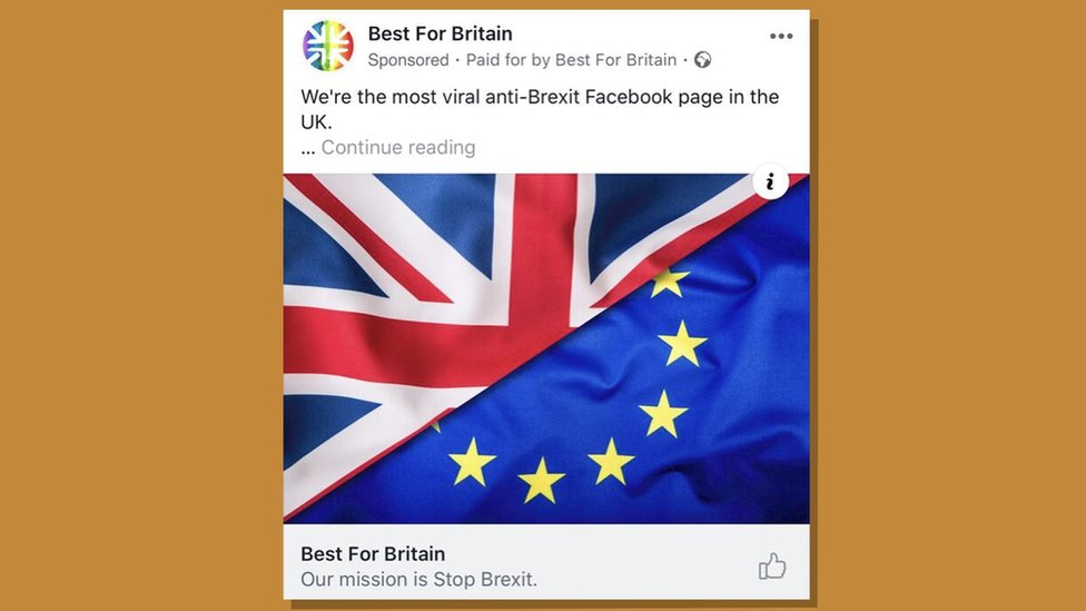 Best for Britain ad