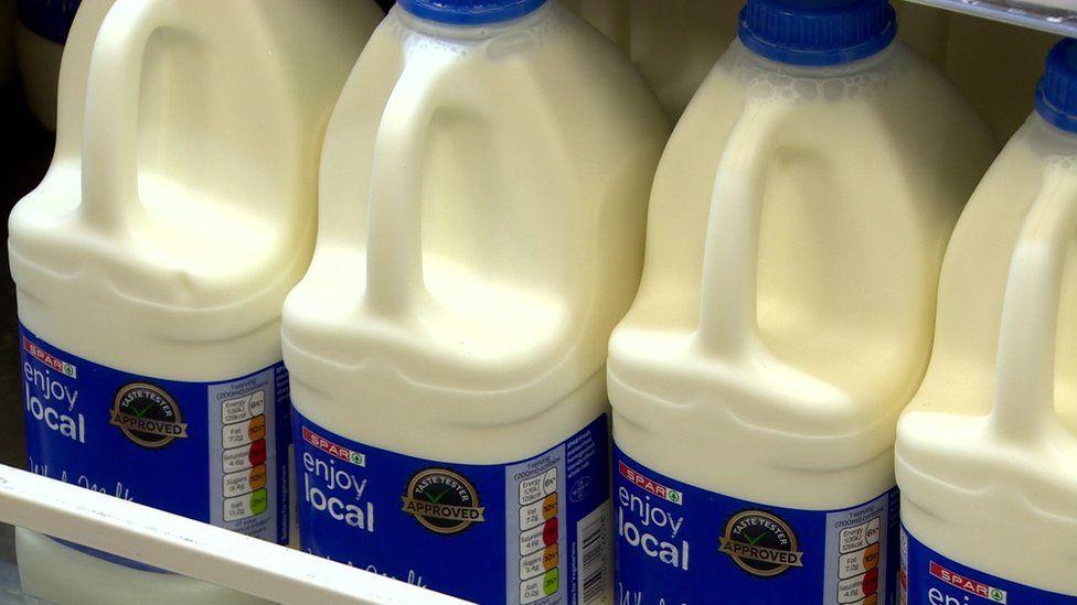 Spar Milk