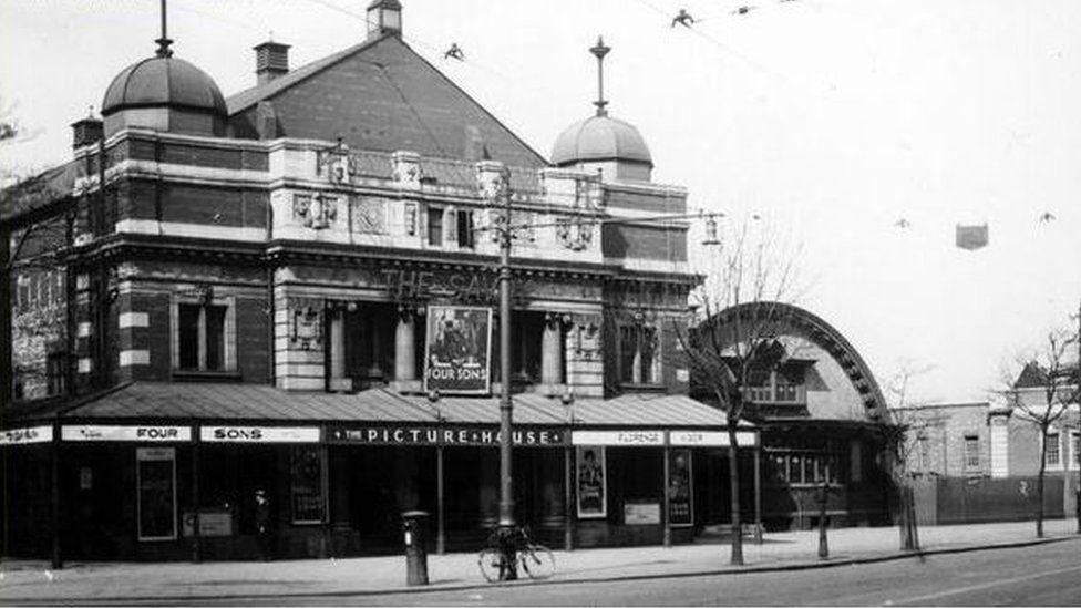 The Gaumont cinema