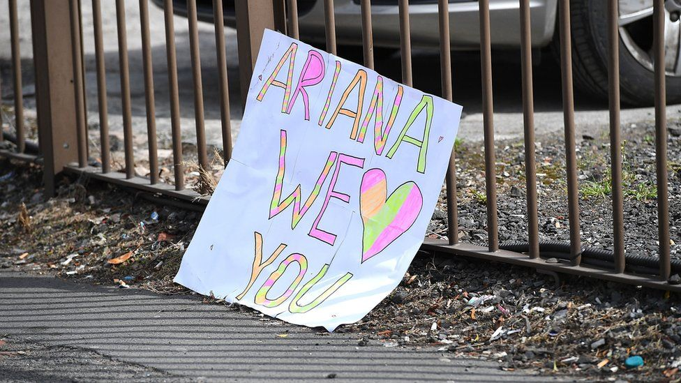 Ariana Grande fan poster