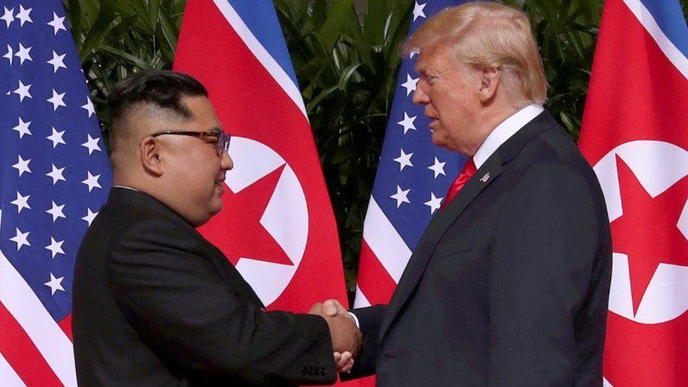 'Dotage of a dotard': North Korea renews attack on Donald Trump