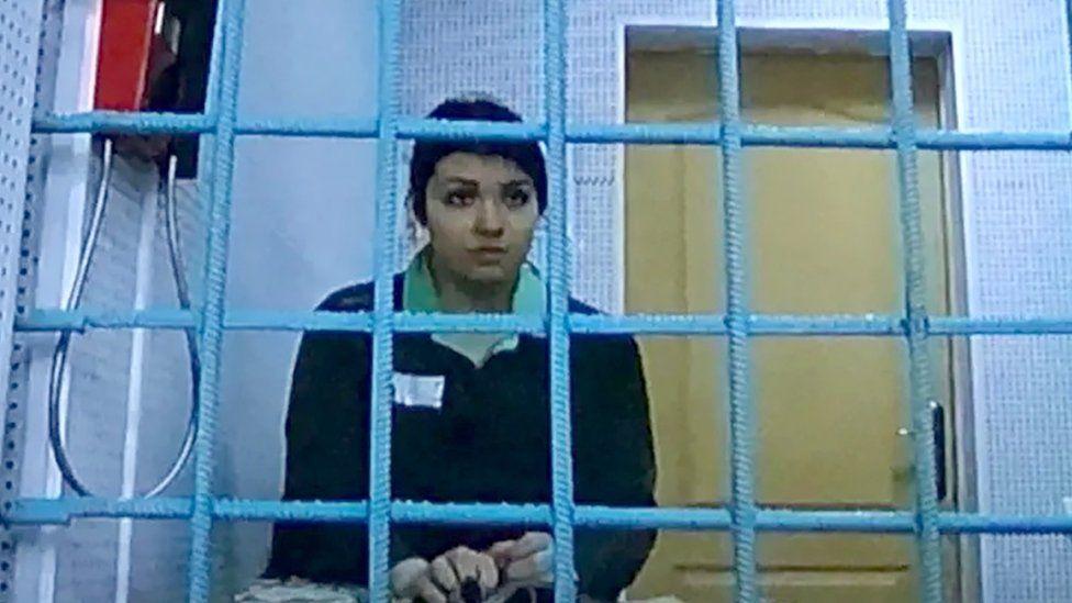 Варвара Караулова, пытавшаяся сбежать в Сирию, выйдет на свободу по УДО