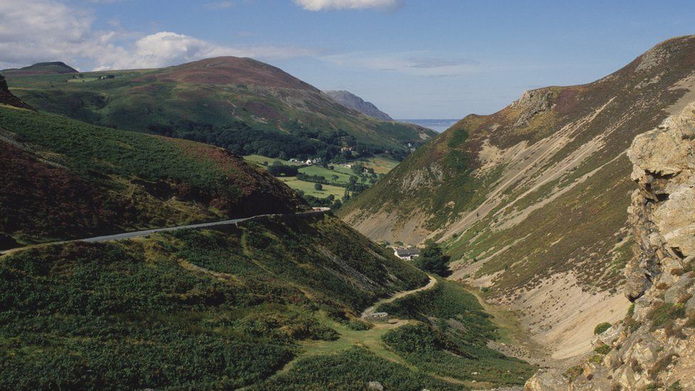 The Sychnant Pass