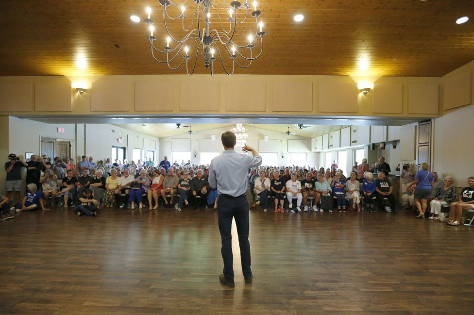 O'Rourke in Horseshoe Bay