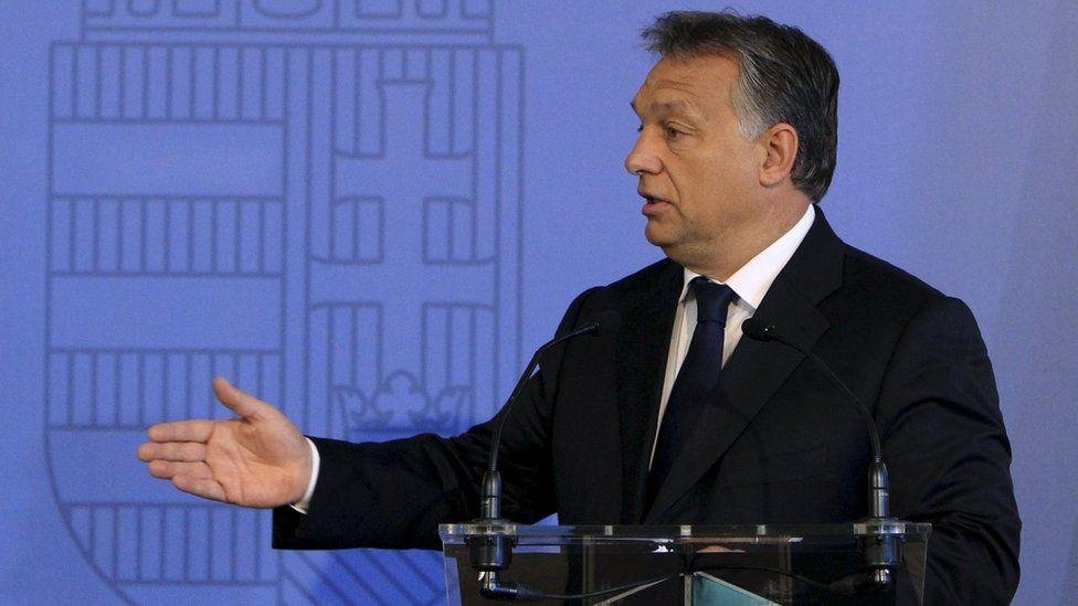 Prime Minister Viktor Orban (13 Sept)