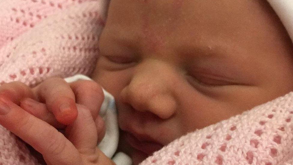 Baby Lily Cunningham