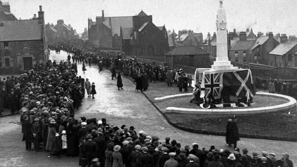 Lerwick War Memorial