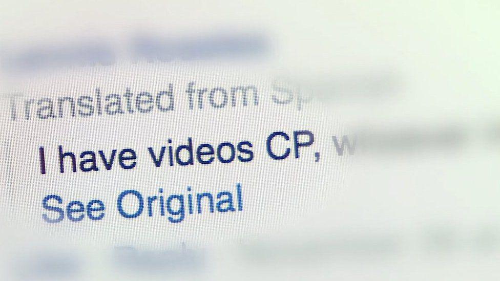 Facebook secret group comment