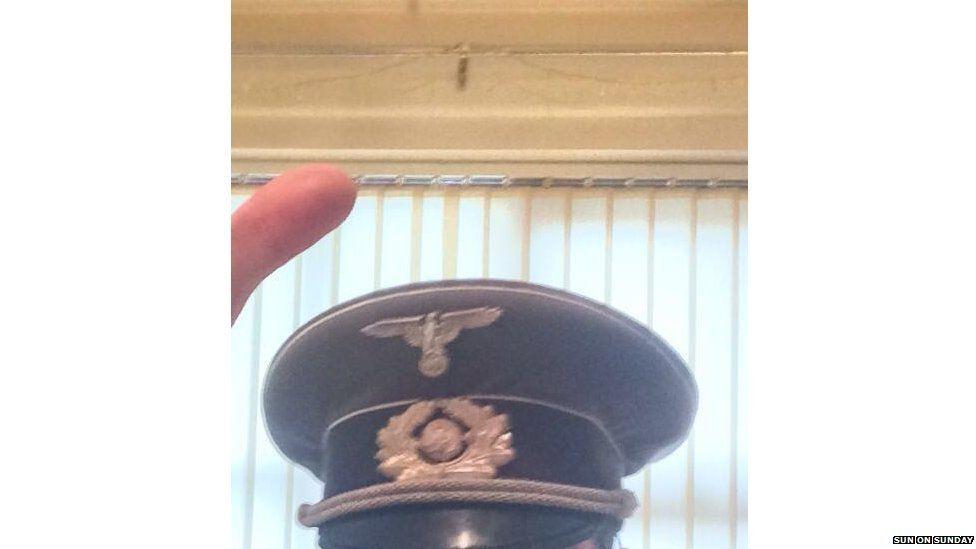 Nazi hat