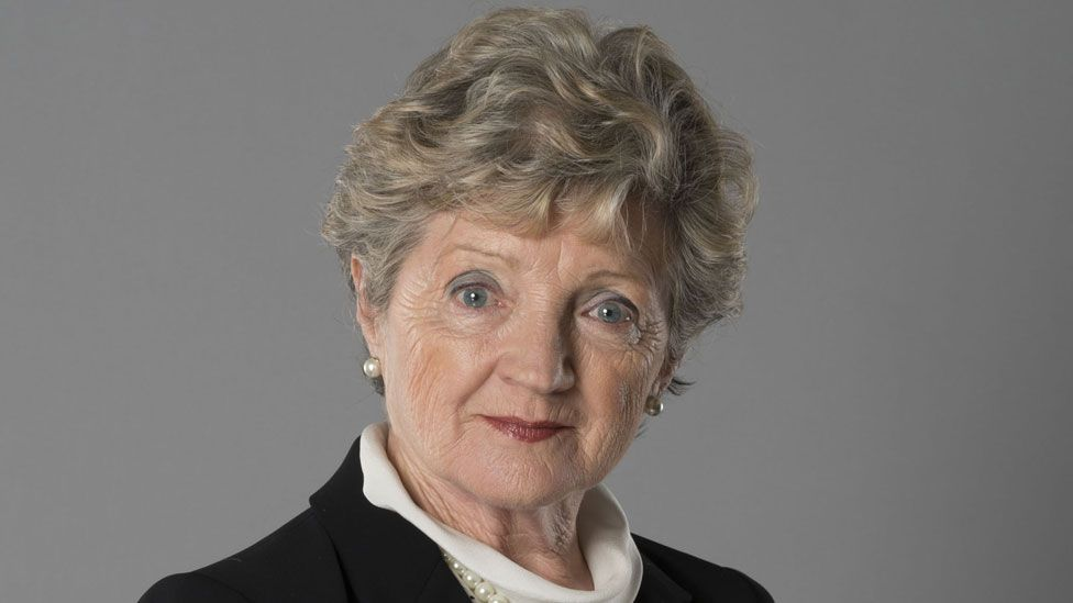 Julia McKenzie in The Casual Vacancy