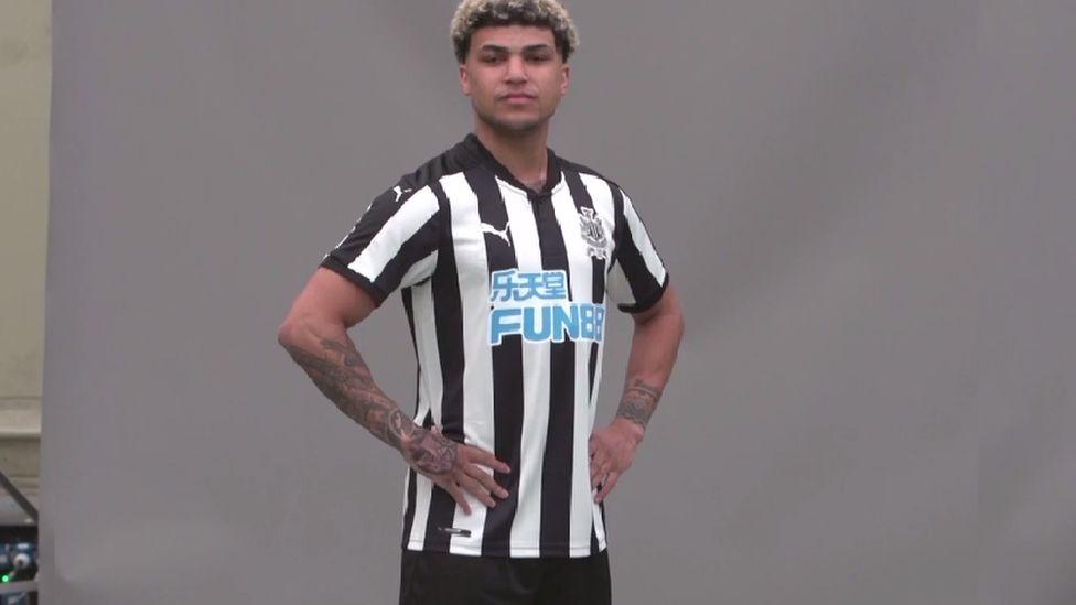 Newcastle United new kit