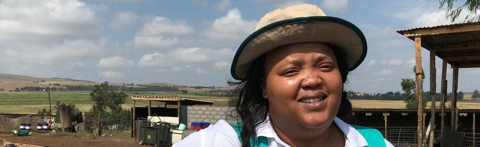 26 year old Lerato Senakhomo is betting on a positive outcome.