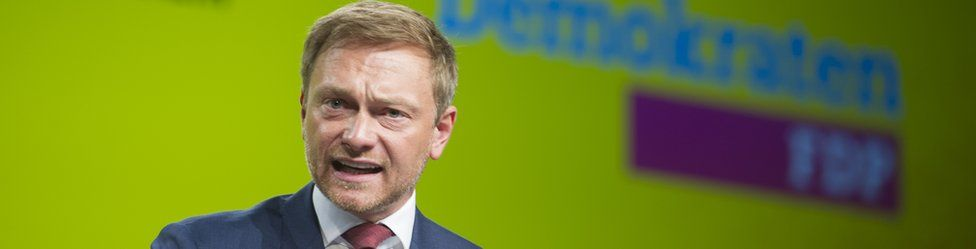 Christian Lindner of the FDP (file the)