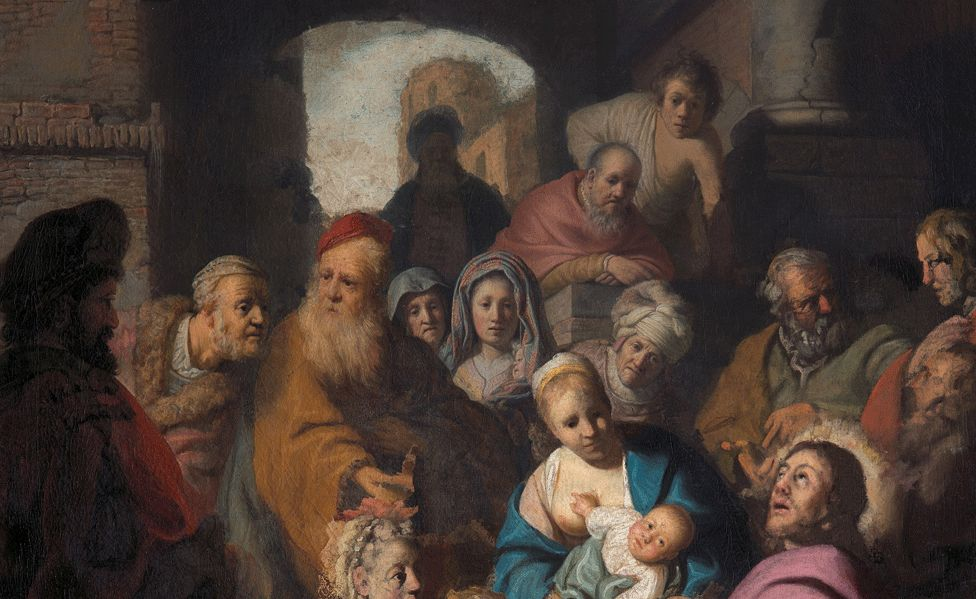 Rembrandt: Newly discovered work to go on display