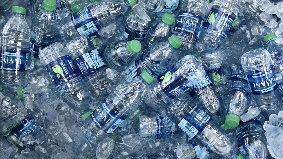 Coca-Cola reveals how much plastic it uses - BBC News