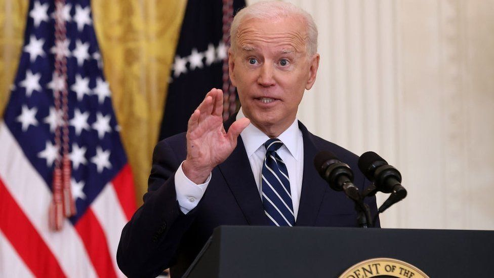 Joe Biden: Could his tax plan affect US investment in Ireland? - BBC News