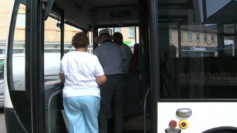 Aberystwyth bus