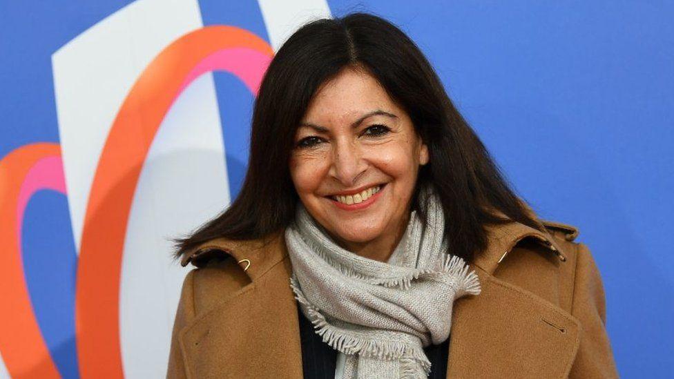Anne Hidalgo, Paris mayor