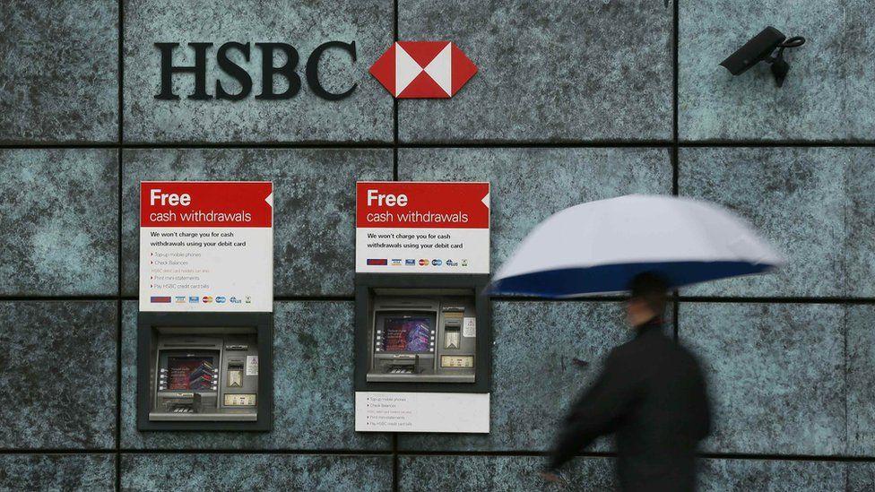 HSBC cashpoint