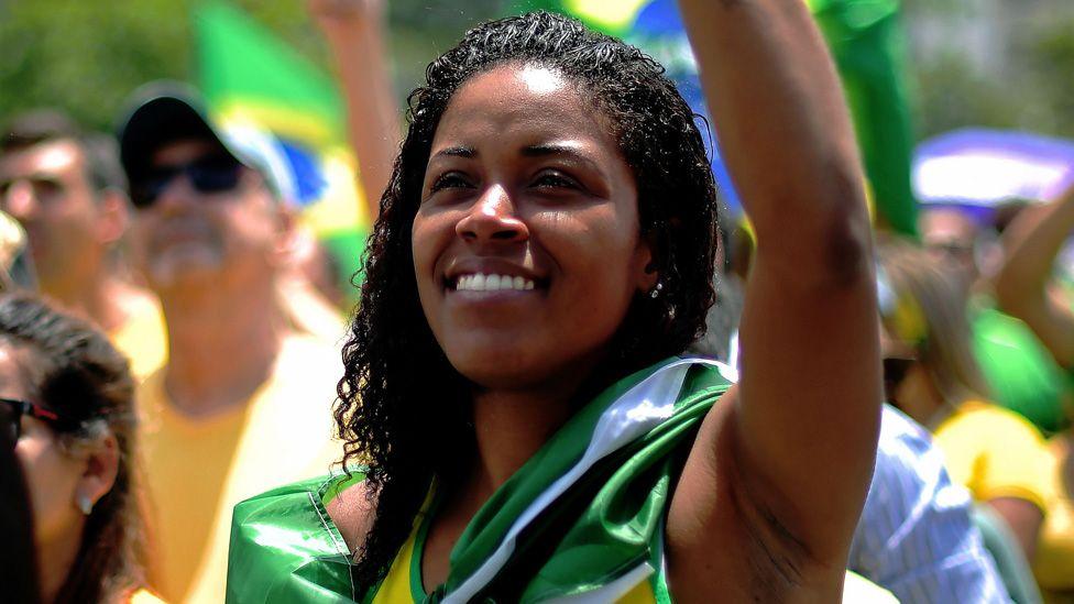Jair Bolsonaro supporter