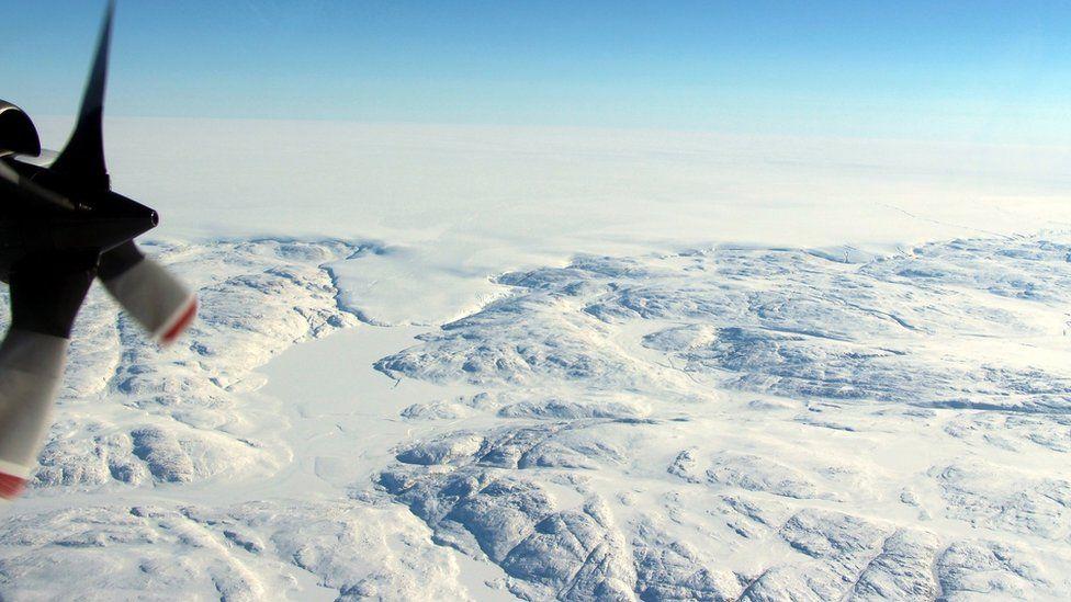 Hiawatha Glacier