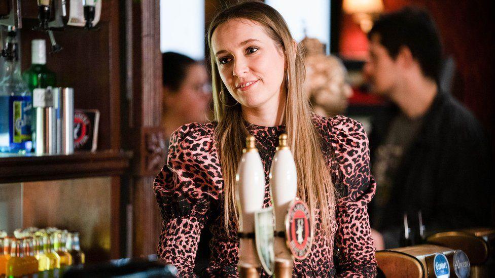 Rose Ayling-Ellis in EastEnders