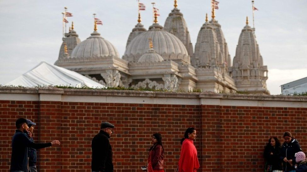 General election 2019: Labour seeks to calm Hindu voters' anger