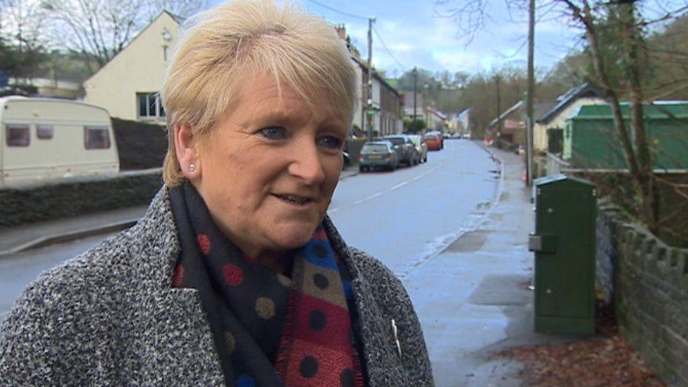 Councillor Linda Evans