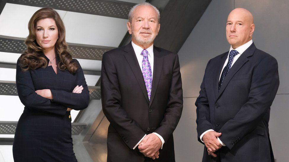 Karren Brady, Lord Sugar, Claude Littner