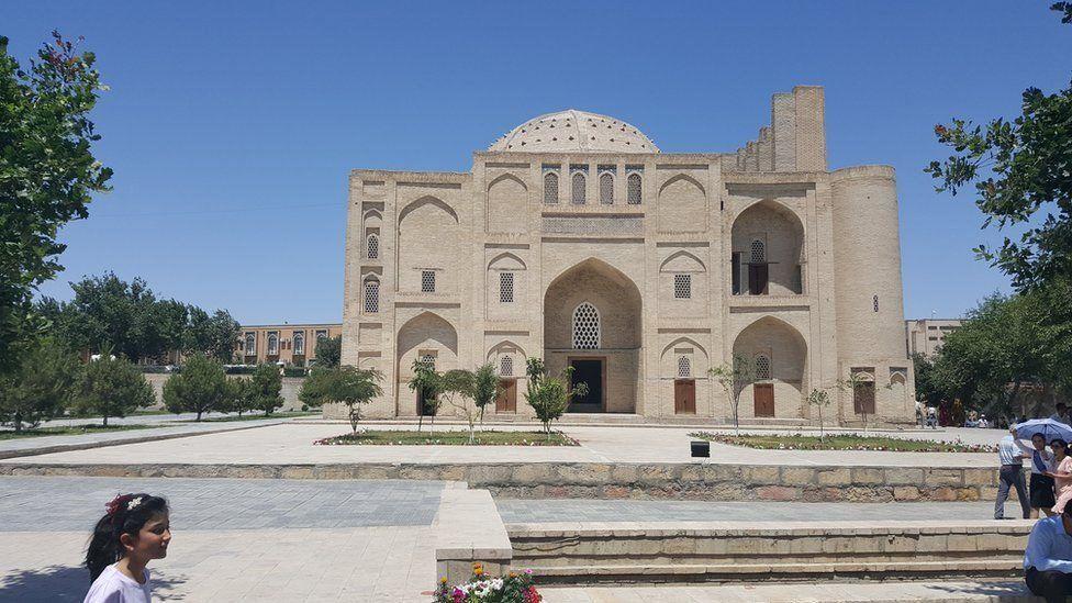 উজবেকিস্তান মাজার