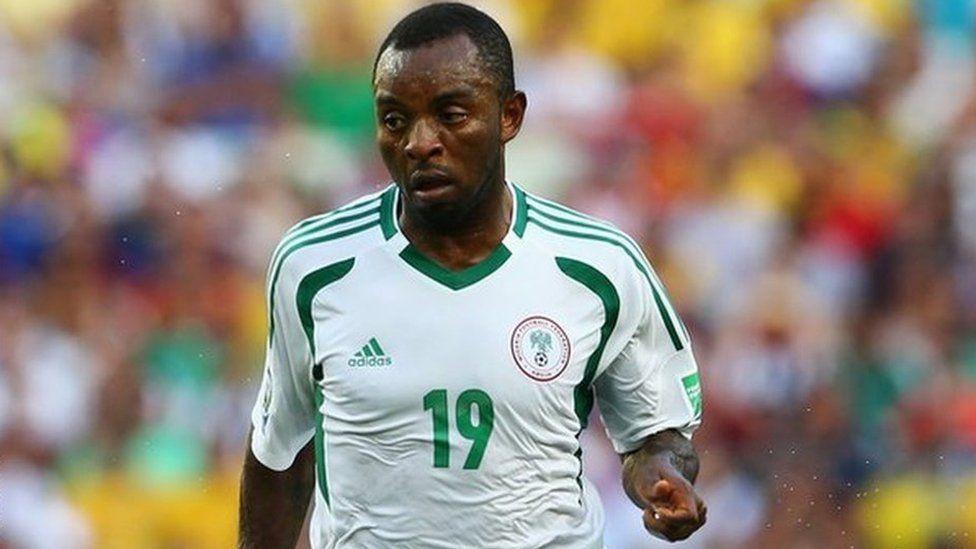 Football : le Nigérian Sunday Mba a l'intention de revenir après deux ans d'absence