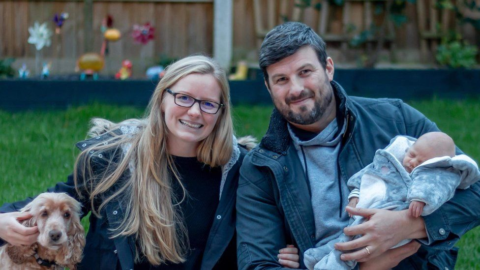 Sophie, Alun and Mabon Lincoln-Jones