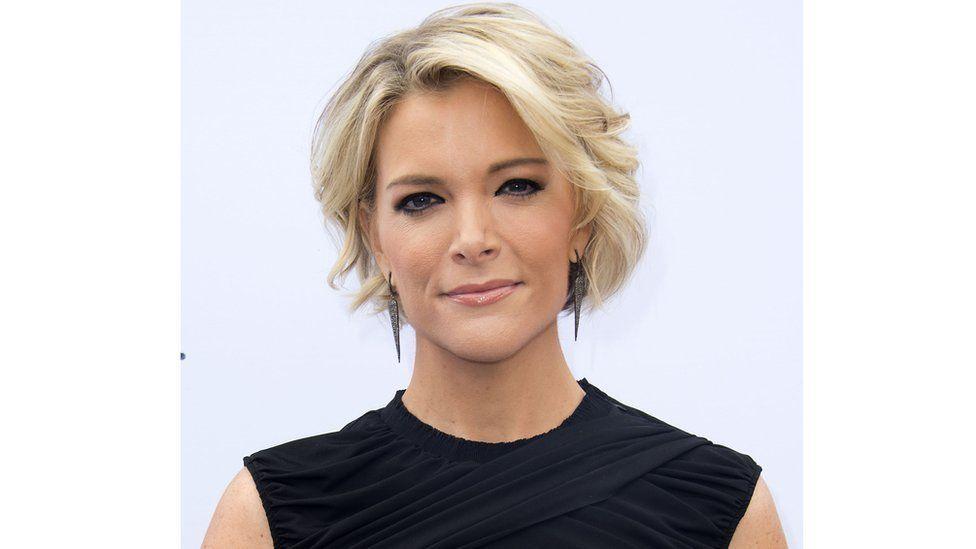 Former Fox News anchor, Megyn Kelly, has 2.4m followers on Twitter