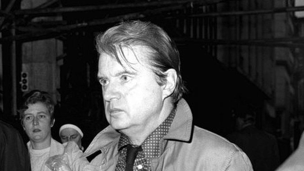 Francis Bacon. Photo: September 1970