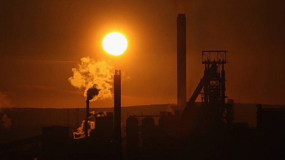 Port Talbot in Wales