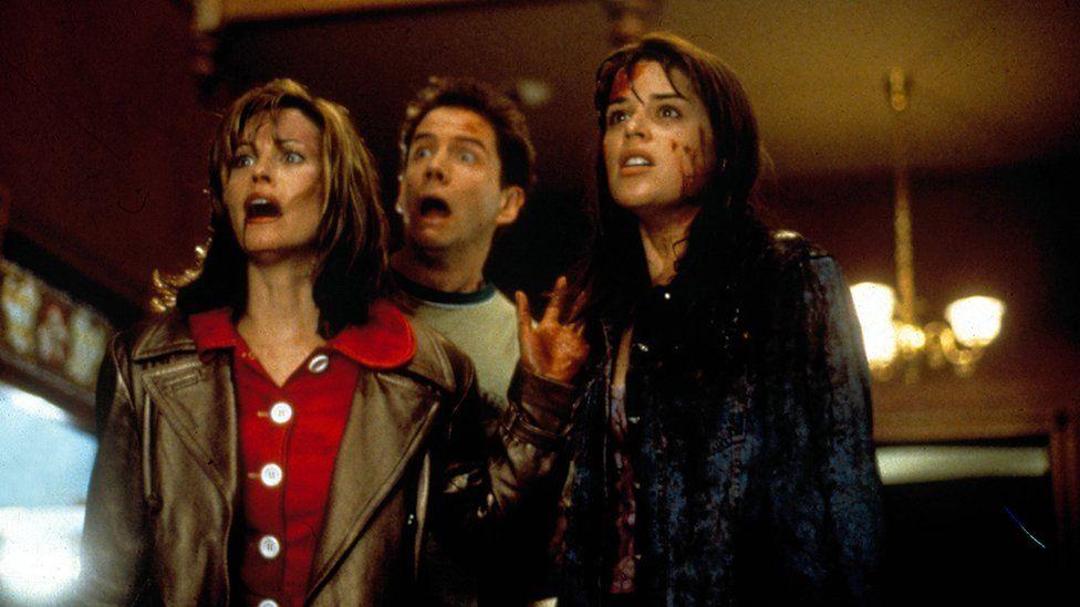 Scream movie (1996)
