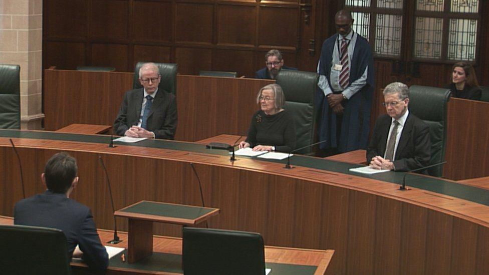 Supreme Court judgement
