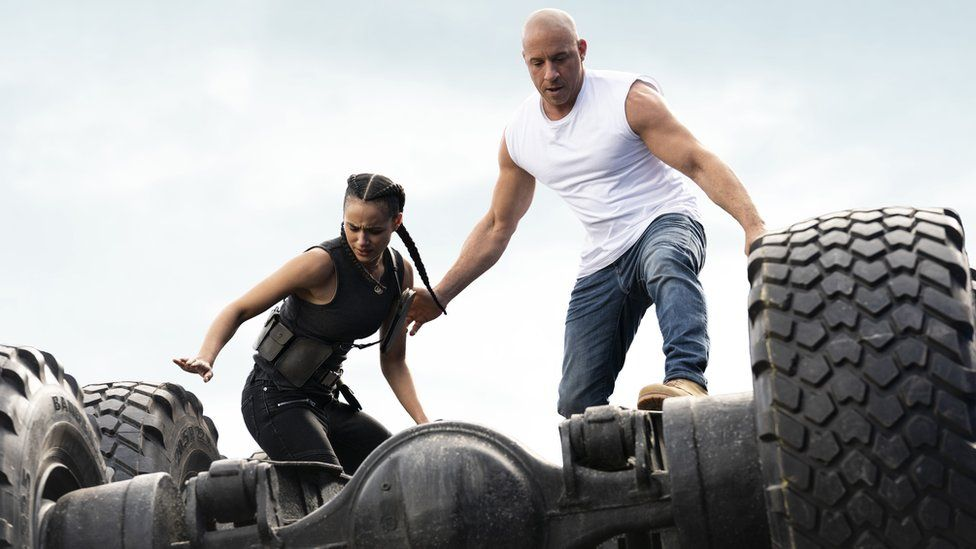 Fast & Furious 9 breaks pandemic box office record in US and Canada - BBC  News