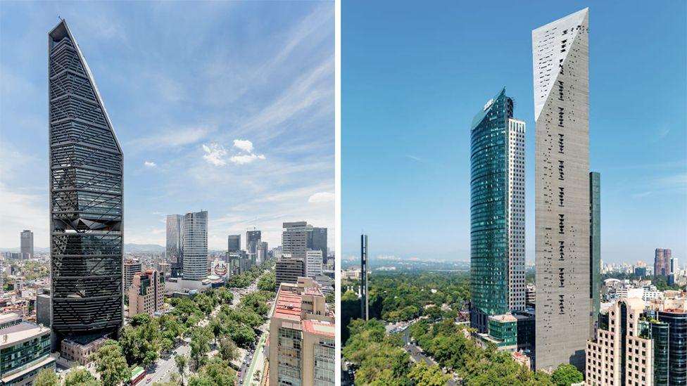 Torre Reforma: el edificio mexicano ganador del Premio Internacional de Rascacielos 2018