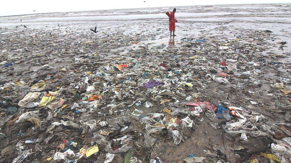 Climate Change: Don't sideline plastic problem, nations urged thumbnail