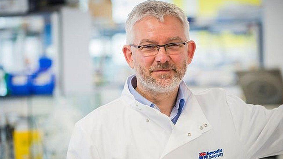 Prof Steve Clifford