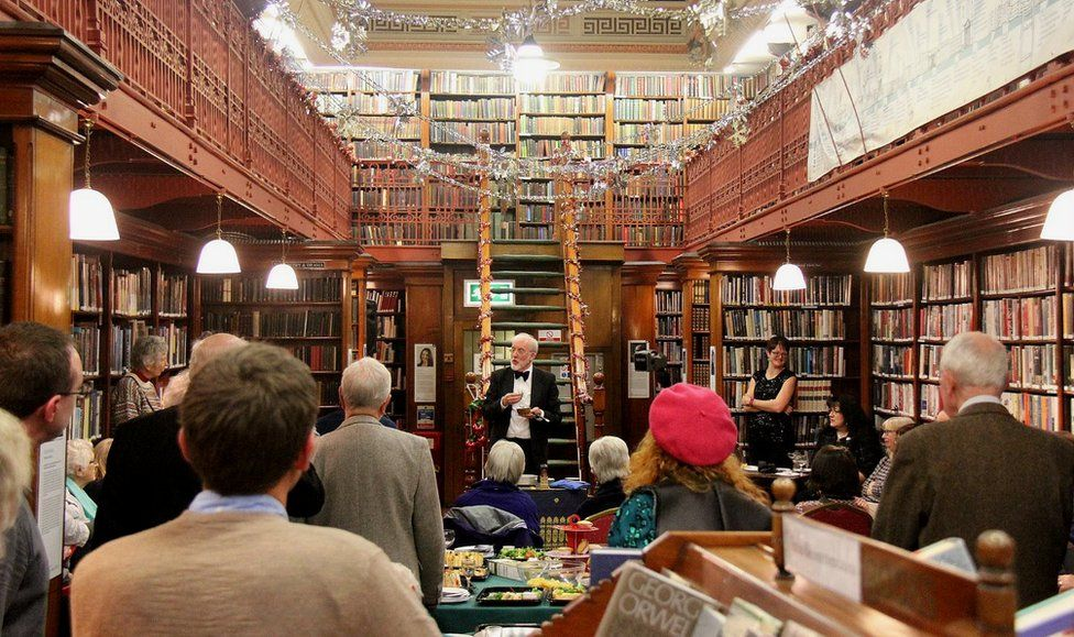Dr Kevin Grady and audience
