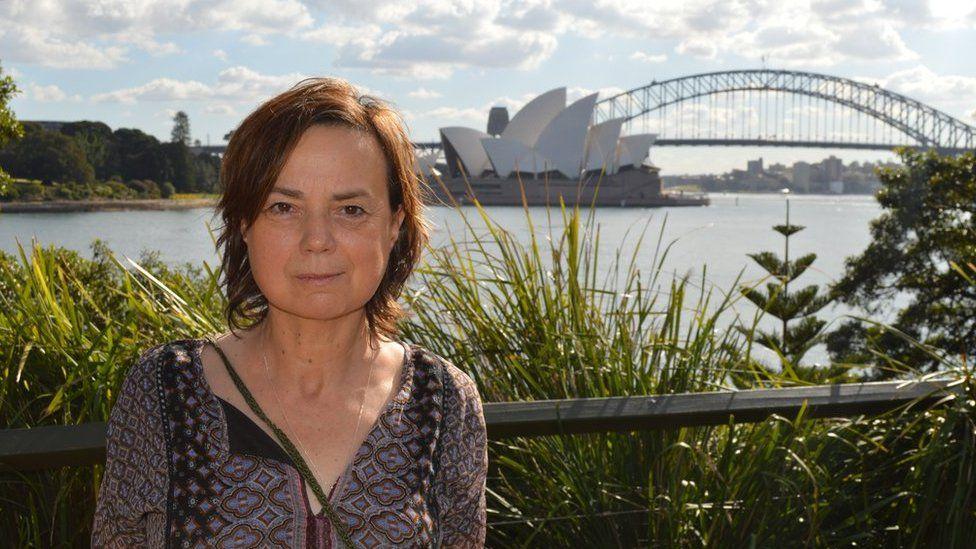 Rosie Ayliffe in Sydney