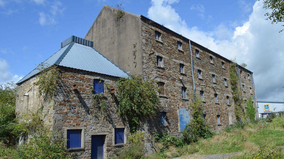 Buckley's Brewery Maltings, Llanelli