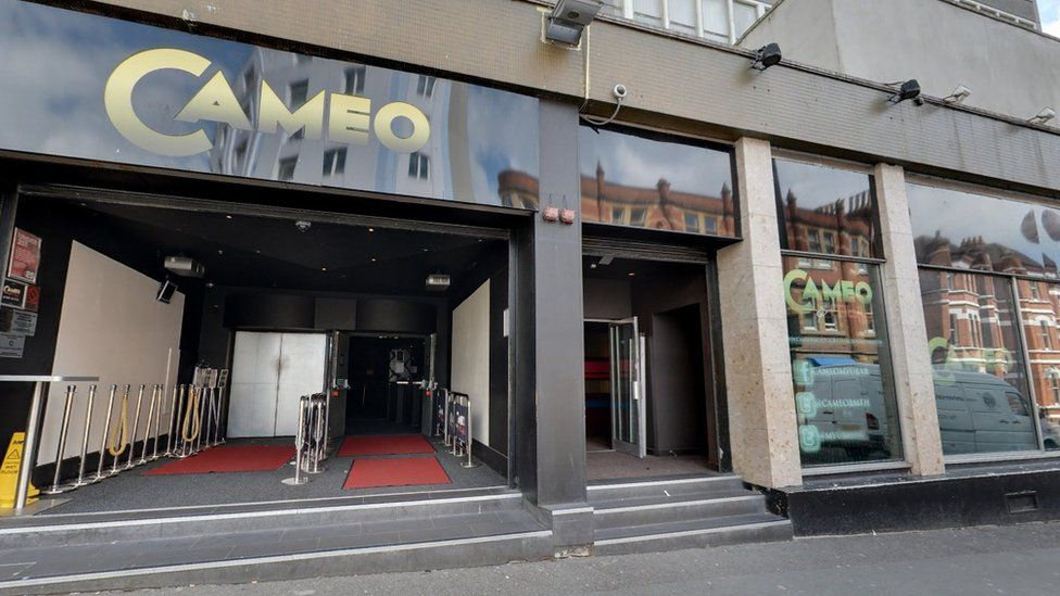 Cameo nightclub in Bournemouth