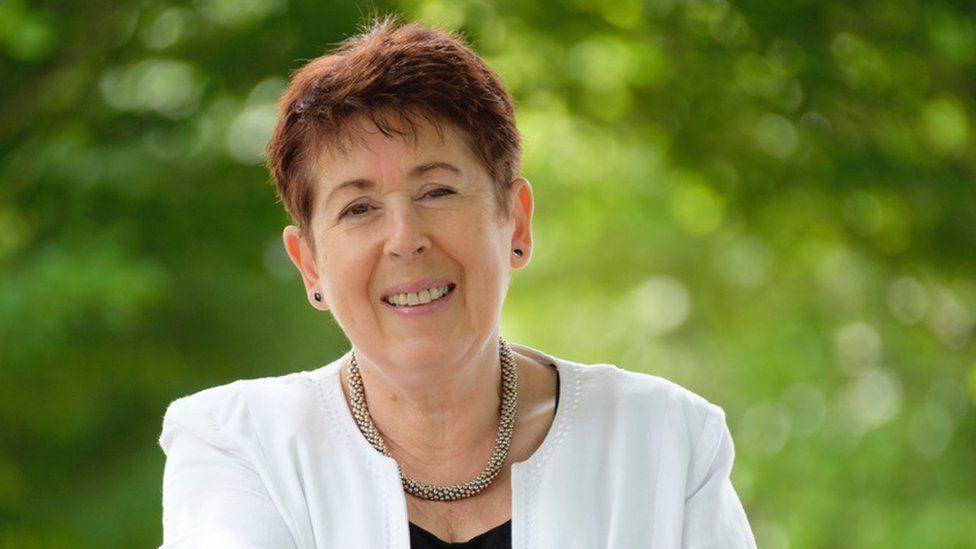 ScotlandIS chief executive Polly Purvis
