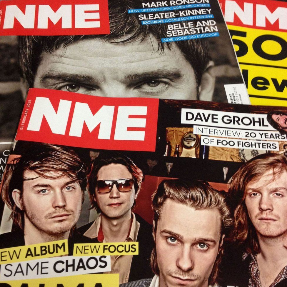 NME in 2015