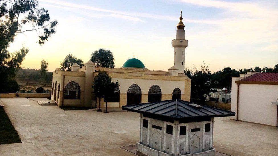 al-Nejashi mosque