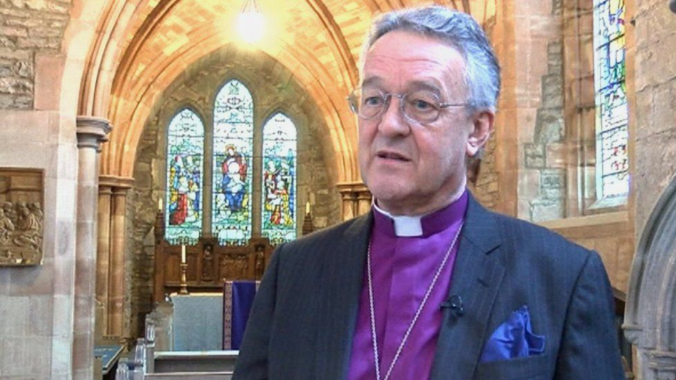 The Most Rev John Davies